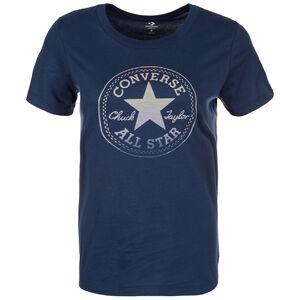 Clear Foil Chuck Patch T-Shirt Damen, dunkelblau, zoom bei OUTFITTER Online
