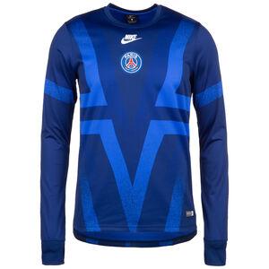 Paris St.-Germain Trainingsshirt Herren, blau, zoom bei OUTFITTER Online