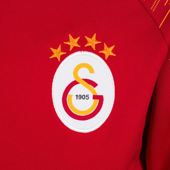 Galatasaray Istanbul Anthem Jacke Kinder, Rot, zoom bei OUTFITTER Online