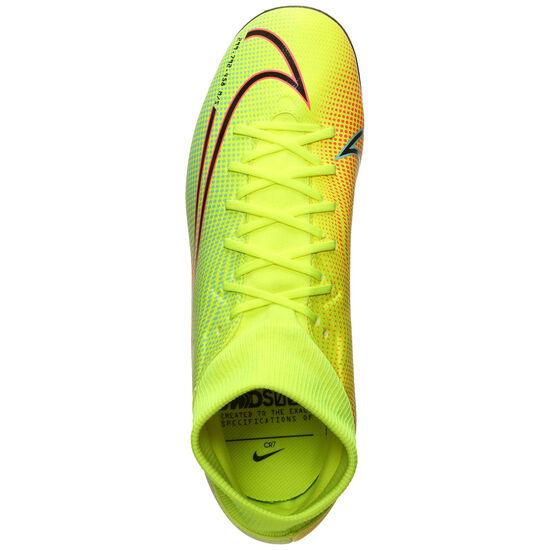 Mercurial Superfly 7 Academy MDS TF Fußballschuh Herren, gelb / grün, zoom bei OUTFITTER Online