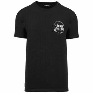 Crew T-Shirt Herren, schwarz, zoom bei OUTFITTER Online