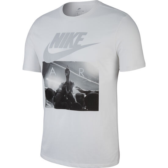 Air Culture T-Shirt Herren, weiß, zoom bei OUTFITTER Online