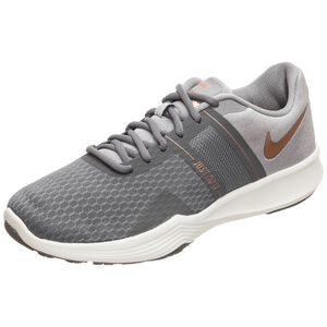 City Trainer 2 Trainingsschuh Damen, grau / rot, zoom bei OUTFITTER Online