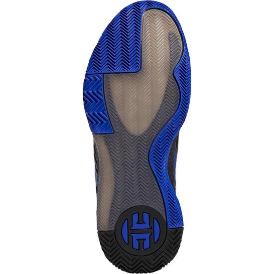 Harden Vol. 3 Basketballschuhe Herren, schwarz / blau, zoom bei OUTFITTER Online