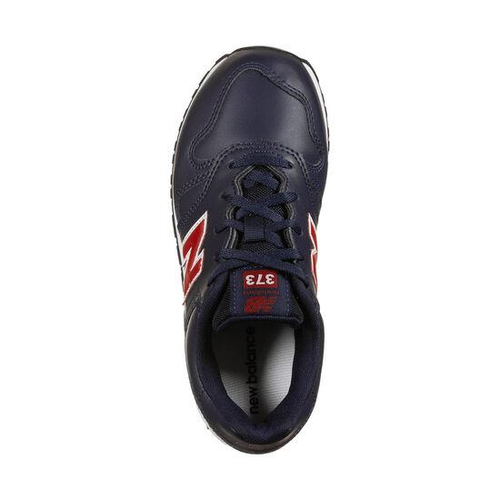 YC373-M Sneaker Kinder, dunkelblau / rot, zoom bei OUTFITTER Online