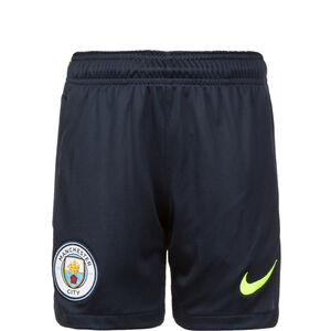 Manchester City Dry Squad Trainingsshort Kinder, Blau, zoom bei OUTFITTER Online