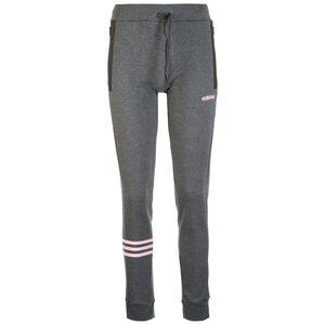Essential Motion Jogginghose Damen, dunkelgrau / pink, zoom bei OUTFITTER Online