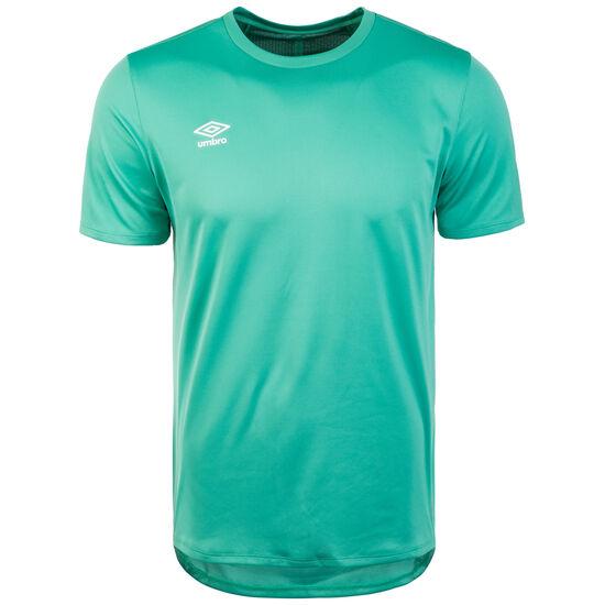 Silo Poly Trainingsshirt Herren, grün / schwarz, zoom bei OUTFITTER Online