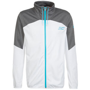 AllSeasonGear SC30 Super30nic Trainingsjacke Herren, weiß / grau, zoom bei OUTFITTER Online