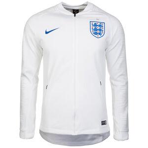 England Anthem Jacke WM 2018 Herren, weiß / blau, zoom bei OUTFITTER Online