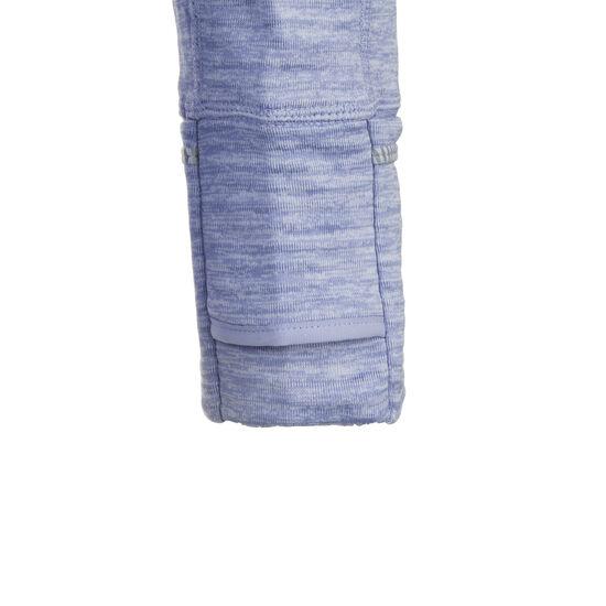 Heatgrid Hoodie Laufkapuzenpullover Damen, dunkelgrau, zoom bei OUTFITTER Online