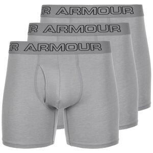 AllSeasonGear Boxerjock Boxershort 3er Pack Herren, grau / schwarz, zoom bei OUTFITTER Online