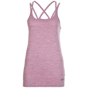 Dri-FIT Knit Trainingstank Damen, rosa, zoom bei OUTFITTER Online