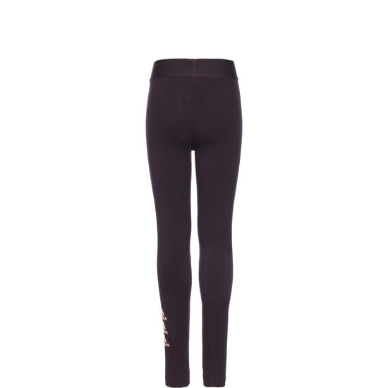 Must Haves Badge Of Sport Leggings Kinder, aubergine / lila, zoom bei OUTFITTER Online