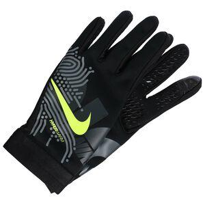 HyperWarm Academy Handschuhe, schwarz / neongrün, zoom bei OUTFITTER Online