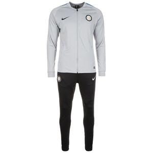 Inter Mailand Dry Squad Trainingsanzug Herren, grau / schwarz, zoom bei OUTFITTER Online