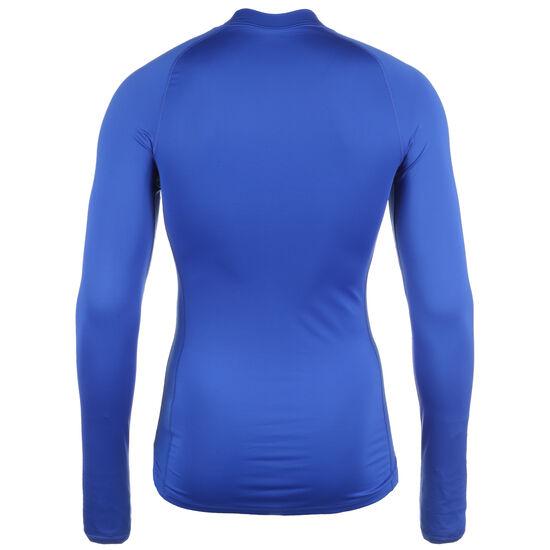 Pro Trainingslongsleeve Herren, dunkelblau / schwarz, zoom bei OUTFITTER Online