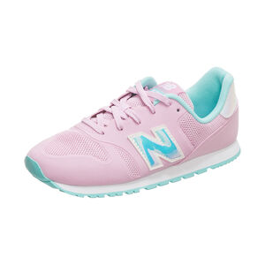 YR373-M Sneaker Kinder, pink / weiß, zoom bei OUTFITTER Online