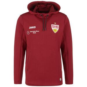 VfB Stuttgart Premium Kapuzenpullover Herren, rot / weiß, zoom bei OUTFITTER Online