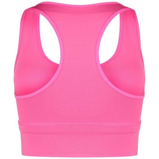 Mid Impact Long Line Sport-BH Damen, pink, zoom bei OUTFITTER Online