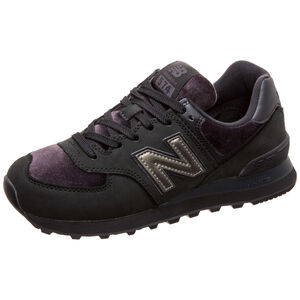 WL574-B Sneaker Damen, schwarz, zoom bei OUTFITTER Online