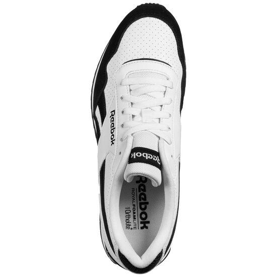 Royal Glide Sneaker Herren, weiß / schwarz, zoom bei OUTFITTER Online