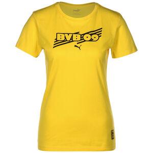 Borussia Dortmund BVB ftblCore T-Shirt Damen, gelb / schwarz, zoom bei OUTFITTER Online