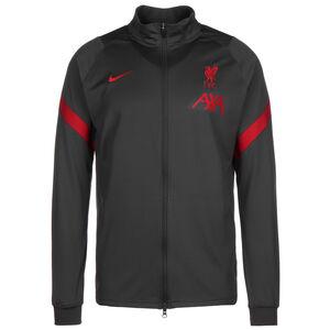 FC Liverpool Dry Strike Trainingsjacke Herren, anthrazit / rot, zoom bei OUTFITTER Online