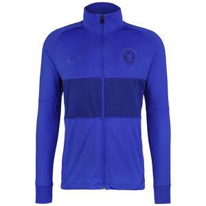 FC Chelsea Dry Strike Trainingsjacke Herren, blau / dunkelblau, zoom bei OUTFITTER Online