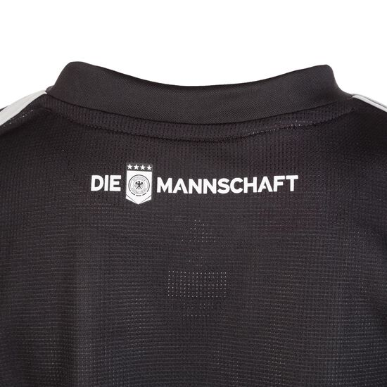 DFB Trainingsshirt Kinder, schwarz / grün, zoom bei OUTFITTER Online
