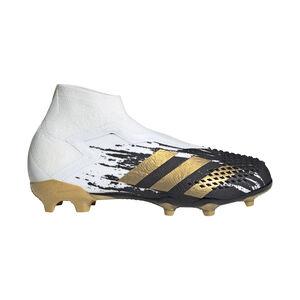 Predator 20+ FG Fußballschuh Kinder, weiß / gold, zoom bei OUTFITTER Online