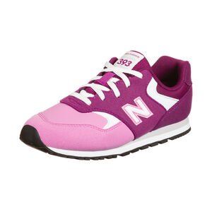YC393-M Sneaker Kinder, pink / flieder, zoom bei OUTFITTER Online