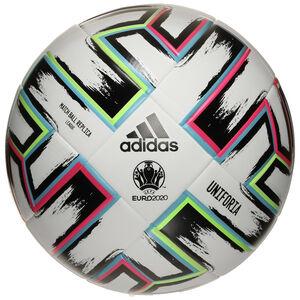Uniforia League Trainingsball EM 2021, weiß / bunt, zoom bei OUTFITTER Online