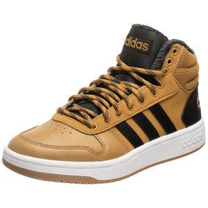 Hoops Mid 2.0 Sneaker, braun / schwarz, zoom bei OUTFITTER Online