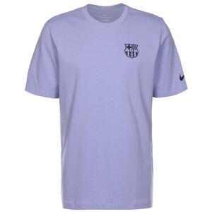 FC Barcelona Travel T-Shirt Herren, flieder, zoom bei OUTFITTER Online
