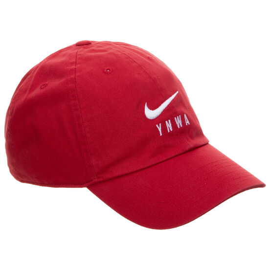 FC Liverpool Heritage86 Strapback Cap, rot / weiß, zoom bei OUTFITTER Online