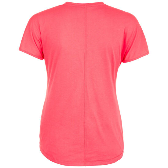 Cat Trainingsshirt Damen, pink / weiß, zoom bei OUTFITTER Online