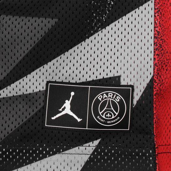 Paris St.-Germain Mesh Trainingsshirt Herren, schwarz / rot, zoom bei OUTFITTER Online