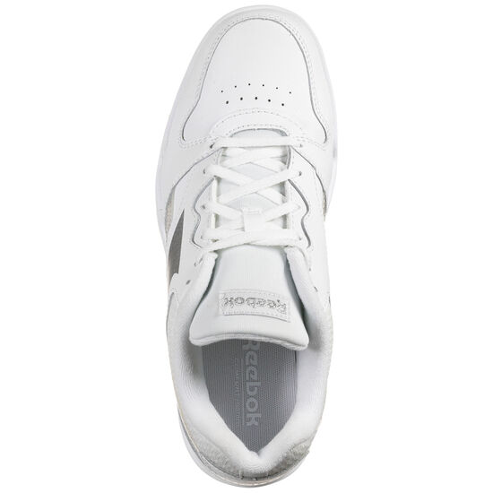 Royal BB4500 Low 2 Sneaker Damen, weiß / silber, zoom bei OUTFITTER Online
