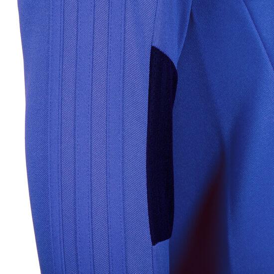 Tiro 17 Longsleeve Kinder, blau / dunkelblau, zoom bei OUTFITTER Online