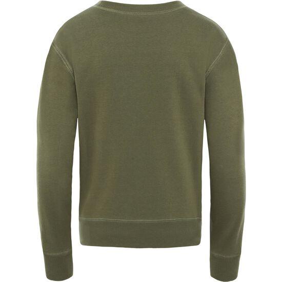 Parks Slight Cropped Sweatshirt Damen, oliv, zoom bei OUTFITTER Online