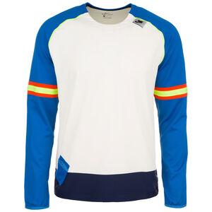 Wild Run Laufshirt Herren, beige / blau, zoom bei OUTFITTER Online