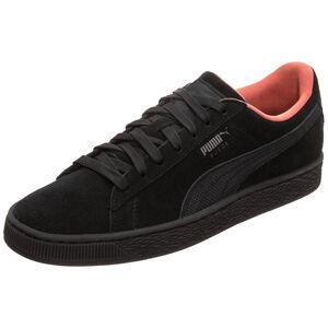 Suede Classic Tonal Nu Skool Sneaker Herren, Schwarz, zoom bei OUTFITTER Online