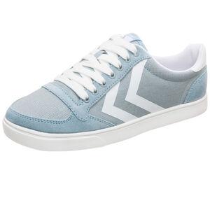 Slimmer Stadil Mono Low Sneaker Damen, hellblau / weiß, zoom bei OUTFITTER Online