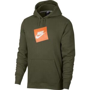Sportswear Kapuzenpullover Herren, oliv, zoom bei OUTFITTER Online