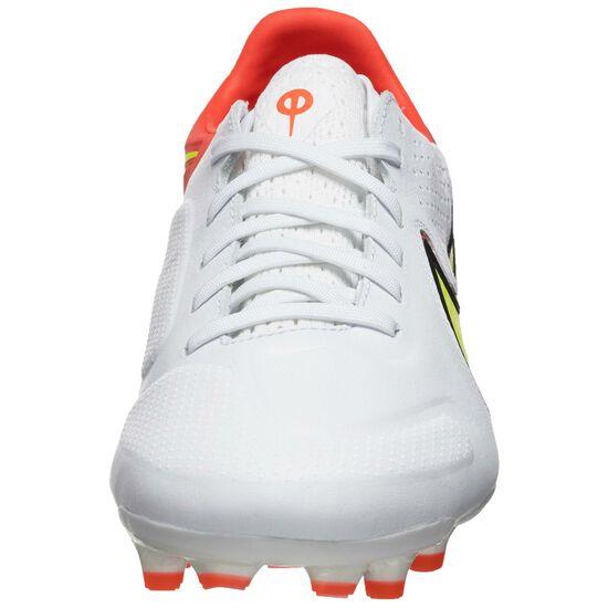 Tiempo Legend 9 Pro FG Fußballschuh Herren, weiß / korall, zoom bei OUTFITTER Online