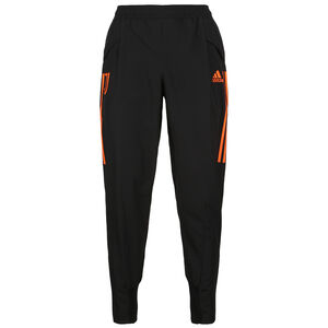 Juventus Turin Trainingshose Herren, schwarz / orange, zoom bei OUTFITTER Online