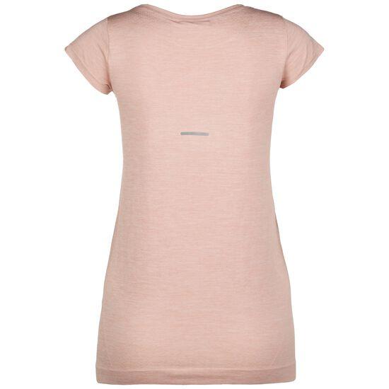 Race Seamless Laufshirt Damen, altrosa / rosa, zoom bei OUTFITTER Online
