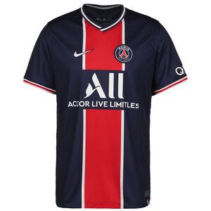 Paris St.-Germain Trikot Home Stadium 2020/2021 Herren, dunkelblau / weiß, zoom bei OUTFITTER Online
