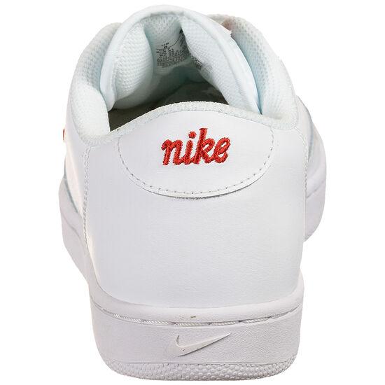 Court Vintage Sneaker Herren, weiß / rot, zoom bei OUTFITTER Online